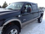 Carver's 2007 Ford F350