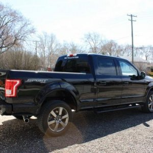 2016 Ford F 150 Supercrew
